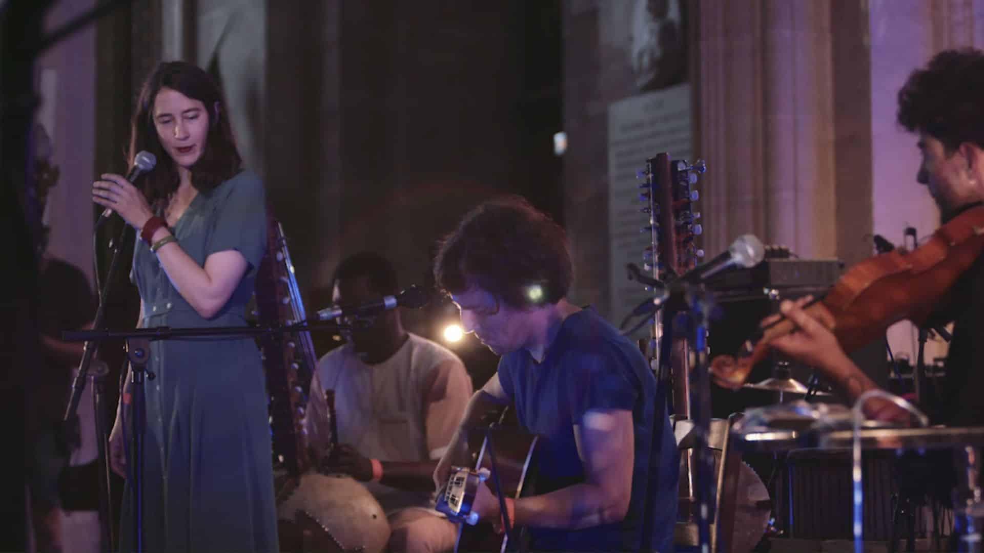 Concerts <br>à Saint-Eustache