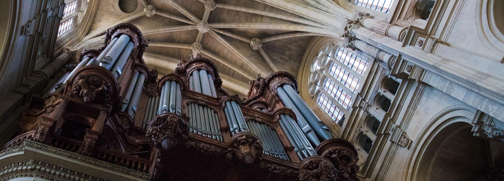 Musique <br>à Saint-Eustache
