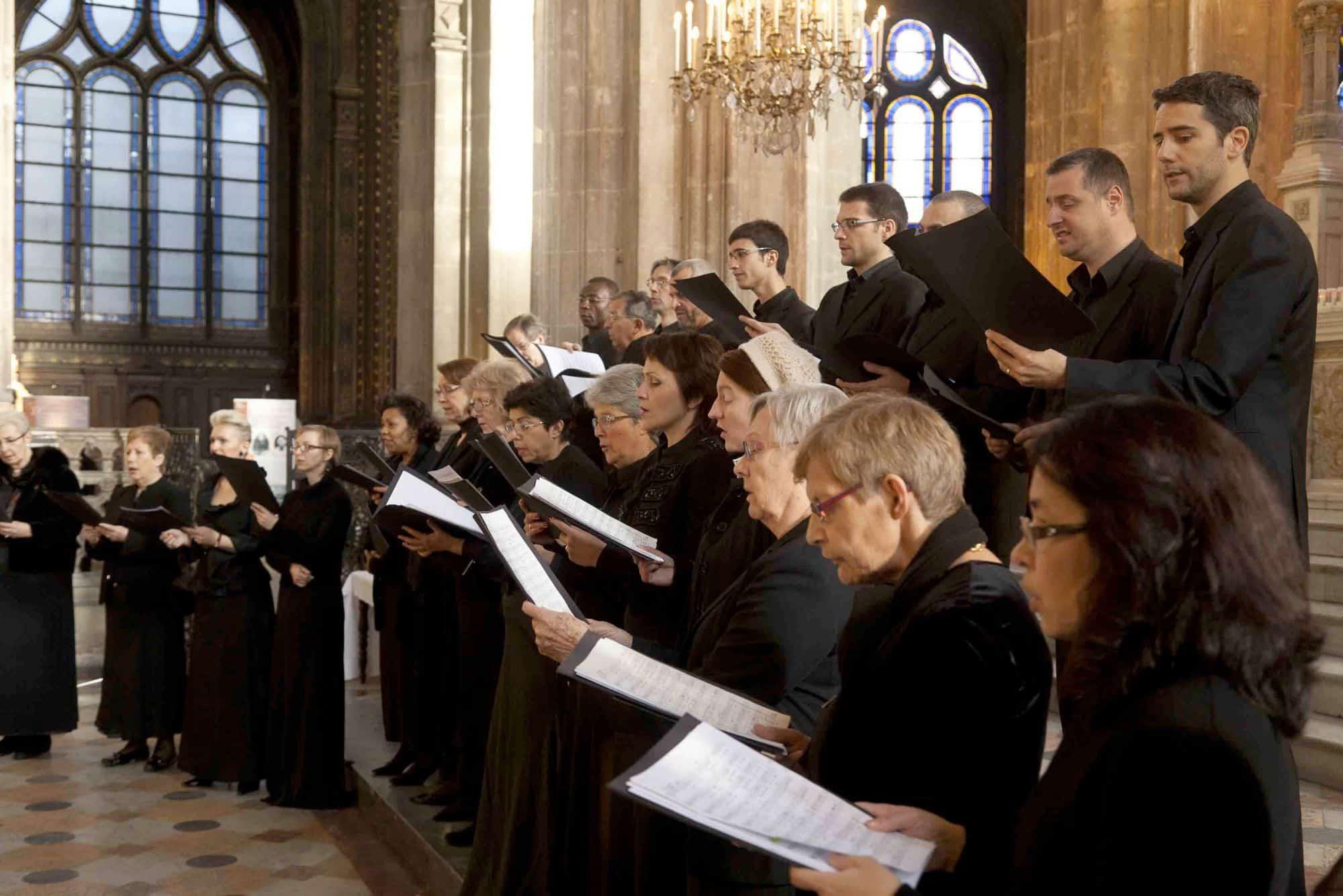 Chanteurs de Saint-Eustache